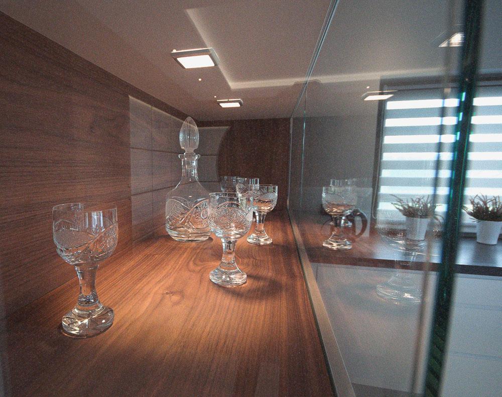 Remont w Domu #4, wykonany przez warsztat Don't Worry, tworzący aranżację wnętrz oraz wykonujący meble na zamówienie.