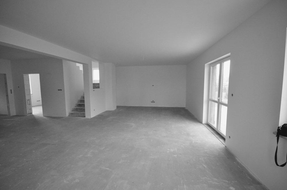 Remont w Domu #6, wykonany przez warsztat Don't Worry, tworzący aranżację wnętrz oraz wykonujący meble na zamówienie.