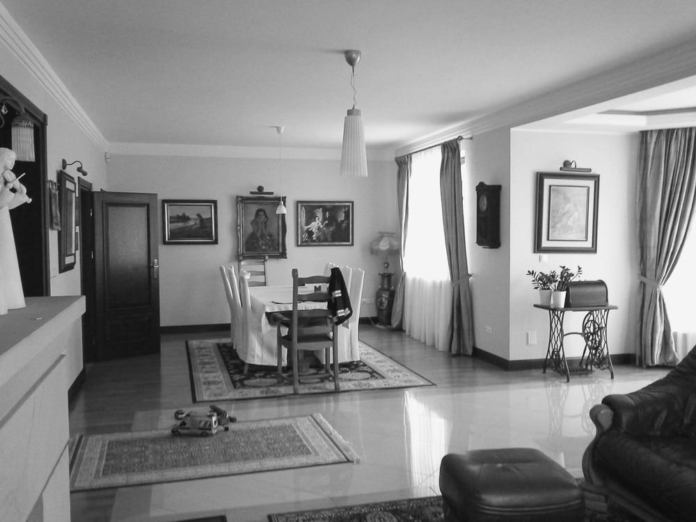 Remont w Domu #8, wykonany przez warsztat Don't Worry, tworzący aranżację wnętrz oraz wykonujący meble na zamówienie.